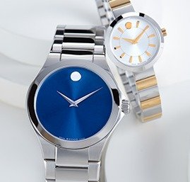 Up to 55% OffMovado Watch @ Hautelook