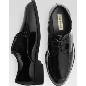 Pronto Uomo Patent Tuxedo Shoes - Men's Formal Shoes   Men's Wearhouse