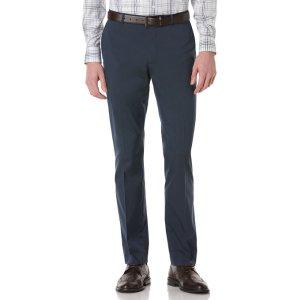 Very Slim Iridescent Cotton Suit Pant