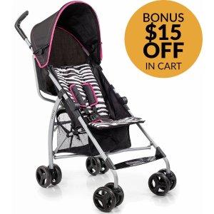 Summer Infant Go lite Convenience Stroller - Wild Card
