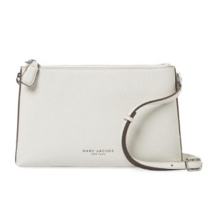 Marc Jacobs Pike Place Double Percy Leather Crossbody