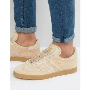 adidas Originals   adidas Originals Gazelle Sneakers In Brown BB5264