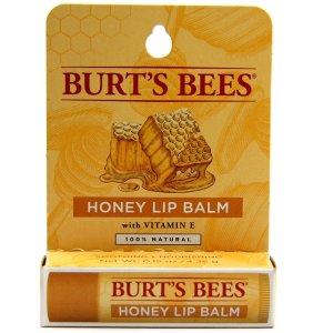 Burt's Bees Lip Balm, Honey - 0.15 oz - eVitamins.com