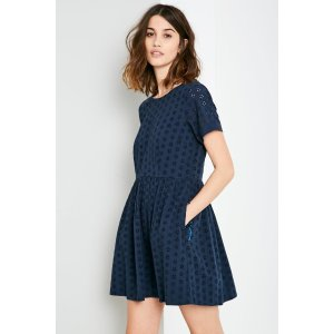 EDENFIELD BRODERIE DRESS | JackWills US