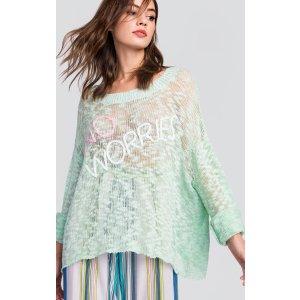 No Worries Alto Sweater | Wildfox