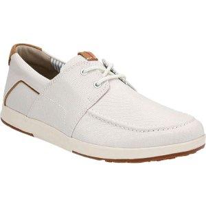 Mens Clarks Norwin Go Moc Toe Shoe - FREE Shipping & Exchanges