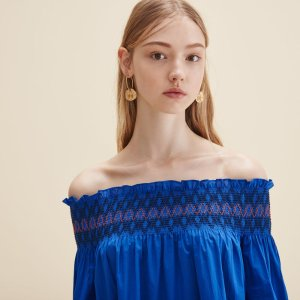 Up to 50% Offthe Off-the-shoulder Items of the Spring Collection @ Maje