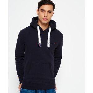 Superdry Orange Label Hoodie - Men's Hoodies