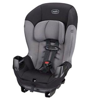 $36.37 史低价Evenflo Sonus 双向儿童汽车座椅