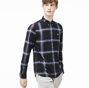 $64.99($130)Lacoste Men's L!VE Flannel Woven Shirt
