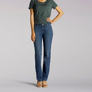 Perfect Fit Heidi Straight Leg Jeans | Lee