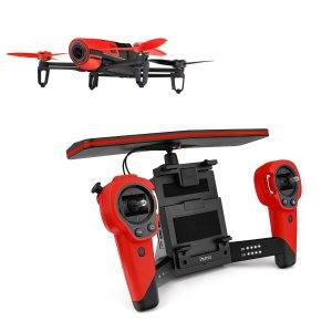 Parrot Bebop 1 Quadcopter Plus SkyController Drone Kit | Tech Rabbit
