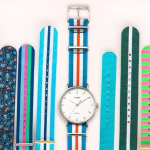Extra 25% OffSelect Men's and Women's Styles @ Timex