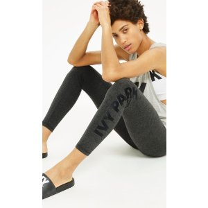 Logo Ankle Legging by Ivy Park