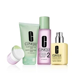 Great Skin Goes Sonic for Drier Skin | Clinique