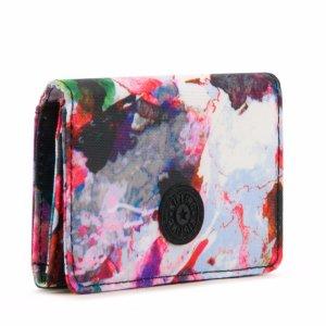 Clea Printed Snap Wallet - Wild Flower | Kipling