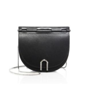 3.1 Phillip Lim - Hana Leather Chain Saddle Bag - saksoff5th.com
