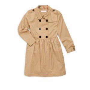 Little Girl's & Girl's Honey Dress