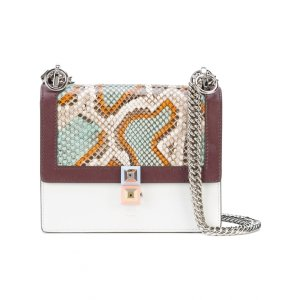 Fendi – Mini Kan I Python Bag | Kirna Zabête