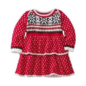 Baby Snö Happy Sweater Dress | Baby Sale Dress