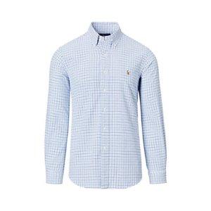 Plaid Cotton Oxford Shirt - Standard Fit  Casual Shirts - RalphLauren.com