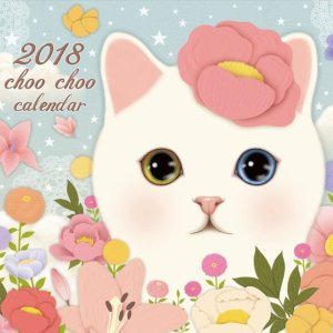 $11.08Jetoy Choo Choo Cat 2018 Calendar @Amazon Japan