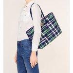 Duet Woven Handbags Sale @ Tory Burch