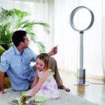 Dyson Air Multiplier AM08 Pedestal Fan (Certified Refurbished)
