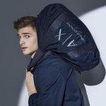 Armani Exchange Men's Bag Wallet Cap Sale