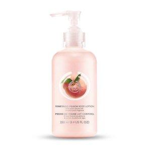 水蜜桃味身体润肤乳