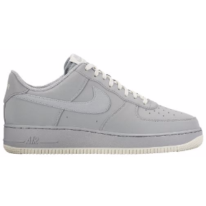 Nike Air Force 1 Low - Men's - Basketball - Shoes - Wolf Grey/Sail/Wolf Grey