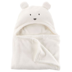 Sherpa Hooded Blanket