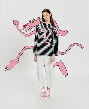 低至8.5折!新款Pink Panther卡通系列开卖!W Concept精选STEREO VINYLS男女服饰超值热卖