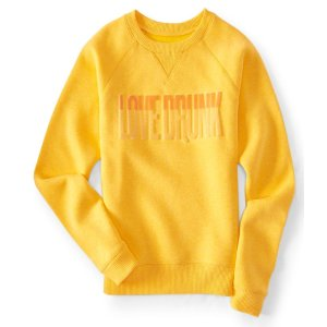 Love Drunk Crew Sweatshirt