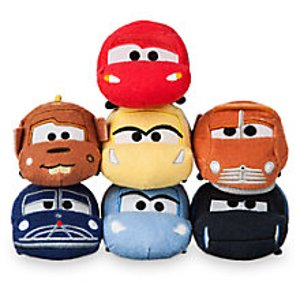 Cars 3 Mini ''Tsum Tsum'' Plush Collection