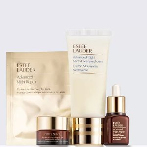 Receive a free 7-pc giftwith $45 Repair + Renew Set @ Estee Lauder