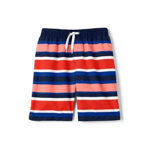 Boys Printed Swim Trunks from Lands' End