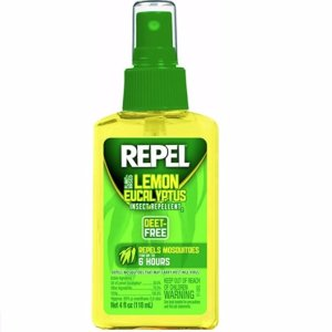 $3.59Repel Lemon Eucalyptus Natural Insect Repellent, 4-Ounce Pump Spray