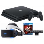 PlayStation 4 Pro Console + VR Gran Turismo Sport Bundle