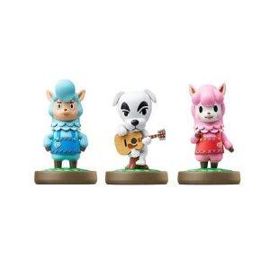 Buy 1 Get 2 FREE!Animal Crossing Amiibo Figures