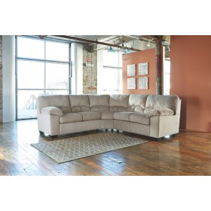 Dailey 2-Piece Sectional | Ashley Furniture HomeStore