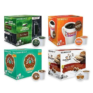 Keurig® K-Cup® Pack Coffee Value Packs - Bed Bath & Beyond