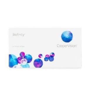 Biofinity ® Contact Lenses   Cooper Vision Products   Coastal.com