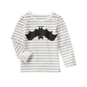 Bat Stripe Tee at Crazy 8