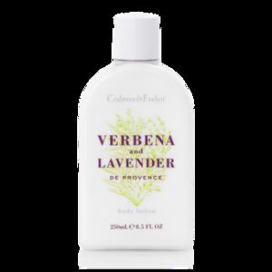 Verbena and Lavender de Provence - Body Lotion