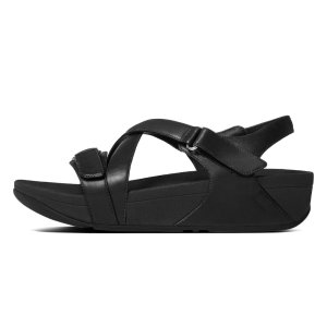 The Skinny Z-Strap Leather SandalsFitFlop Official Online Store