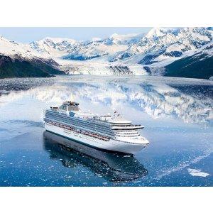 【特惠】8日公主邮轮,温哥华上惠蒂尔下,免费接送