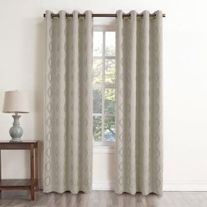 Home Classics® Energy Baker Room Darkening Curtain