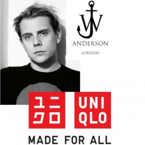 As Low As $14.90JW  Anderson X UNIQLO Men's Clothing