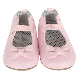 Pink Penny Baby Shoes | Robeez